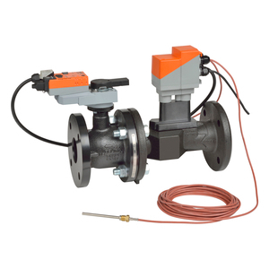 VALVE AUTOREGULATRICES ET ENERGY VALVES
